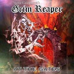 Grim Reaper - At The Gates - CD DIGIPAK