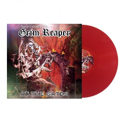Grim Reaper - At The Gates - DOUBLE LP COLOURED