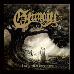 Grimoire - A La Lumière Des Cendres - CD DIGIPAK
