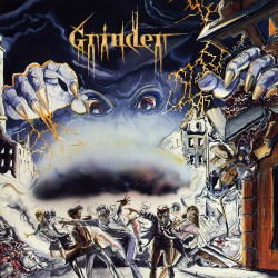 Grinder - Dawn For The Living - LP