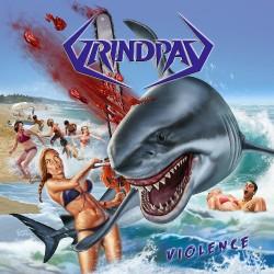 Grindpad - Violence - CD