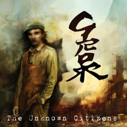Grorr - The Unknown Citizens - CD
