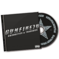 Gunfire76 - Casualties & Tragedies - CD
