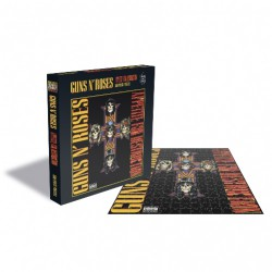Guns N' Roses - Appetite For Destruction 2 - Puzzle