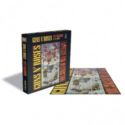 Guns N' Roses - Appetite For Destruction - Puzzle