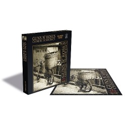 Guns N' Roses - Chinese Democracy - Puzzle