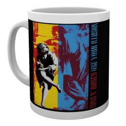 Guns N' Roses - Illusion - MUG