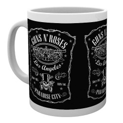 Guns N' Roses - LA - MUG