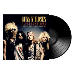 Guns N' Roses - Unplugged 1993 - DOUBLE LP Gatefold