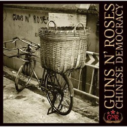 Guns N' Roses - Chinese Democracy - CD