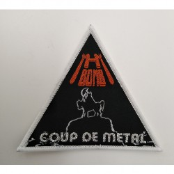 H Bomb - Coup De Metal - Patch