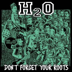 H2O - Don't Forget your Roots - LP