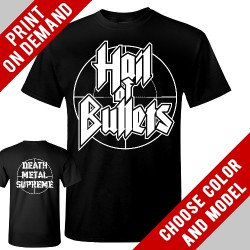 Hail Of Bullets - Death Metal Supreme - Print on demand