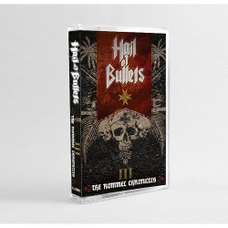 Hail Of Bullets - III The Rommel Chronicles - CASSETTE
