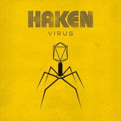 Haken - Virus - 2CD DIGIBOOK
