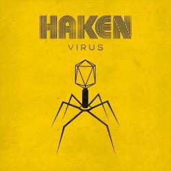 Haken - Virus - DOUBLE LP GATEFOLD COLOURED + CD