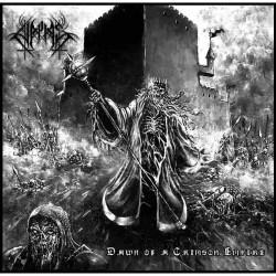 Halphas - Dawn Of A Crimson Empire - CD DIGIPAK
