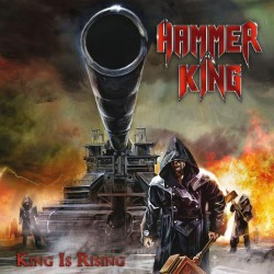 Hammer King - King Is Rising - CD