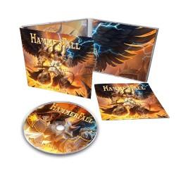 HammerFall - Dominion - CD DIGIPAK