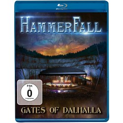 HammerFall - Gates Of Dalhalla - BLU-RAY