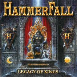 HammerFall - Legacy of Kings - CD