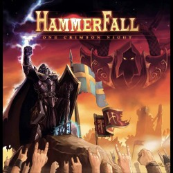 HammerFall - One Crimson Night - 3LP BOX