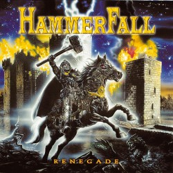 HammerFall - Renegade - CD