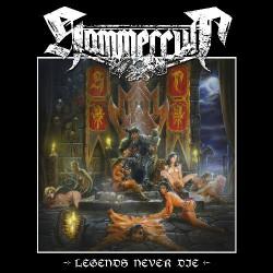 Hammercult - Legends Never Die - CD EP DIGIPAK