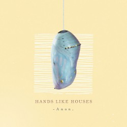 Hands Like Houses - Anon - CD DIGISLEEVE