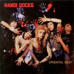 Hanoi Rocks - Oriental Beat - LP Gatefold Coloured