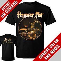 Hanover Fist - Metal Of The Night - Print on demand