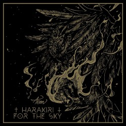 Harakiri For The Sky - Arson - DOUBLE LP Gatefold