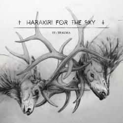 Harakiri For The Sky - III : Trauma - CD DIGIPAK