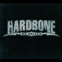Hardbone - No Frills - CD