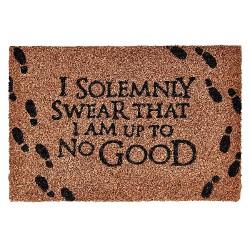 Harry Potter - I Solemnly Swear - DOORMAT