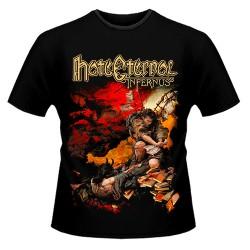 Hate Eternal - Infernus - T-shirt (Men)