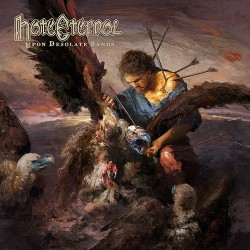 Hate Eternal - Upon Desolate Sands - CD + Digital
