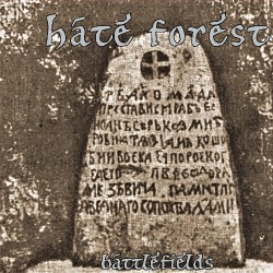 Hate Forest - Battlefields - CD DIGISLEEVE