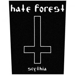 Hate Forest - Scythia - BACKPATCH