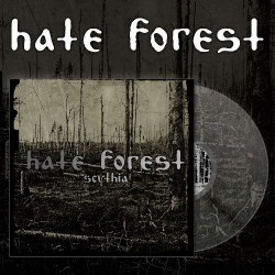 Hate Forest - Scythia - LP COLOURED