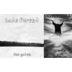 Hate Forest - The Gates - LP