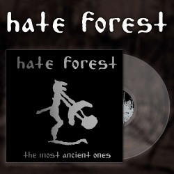 Hate Forest - The Most Ancient Ones - LP COLOURED