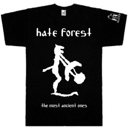 Hate Forest - The Most Ancient Ones - T-shirt (Men)