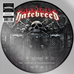 Hatebreed - The Concrete Confessional - LP PICTURE