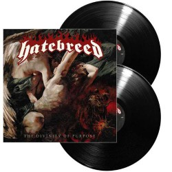 Hatebreed - The Divinity of Purpose - DOUBLE LP Gatefold