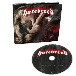 Hatebreed - The Divinity of Purpose - CD DIGIPAK
