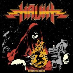 Haunt - Burst Into Flame - CD
