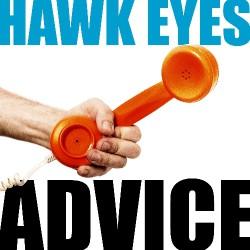 Hawk Eyes - Advice - CD DIGIPAK