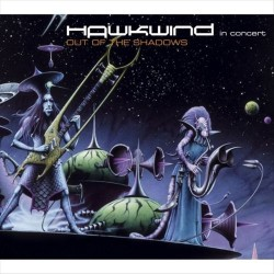 Hawkwind - Out of the shadow of legend - CD DIGIPAK
