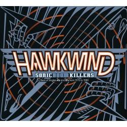 Hawkwind - Sonic Boom Killers - CD DIGIPAK